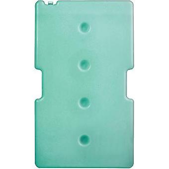Cooling elements IceAkku -18 °C 1 x 4600 g Ezetil Green (L x W x H) 465 x 275 x 30 mm