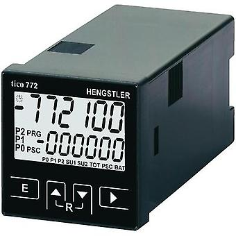 Hengstler tico 772 Multifunctional counter tico 772 12 - 30 V/DC 1R