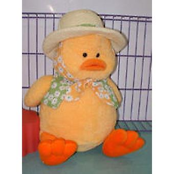 Cladellas  Duckling Hat With Sound 35cm (Toys , Dolls And Accesories , Soft Animals)