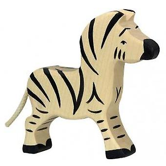 Goki Zebra, small (Toys , Dolls And Accesories , Miniature Toys , Animals)