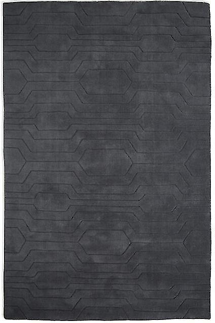 Rugs - Circuit - Dark Grey CIR03