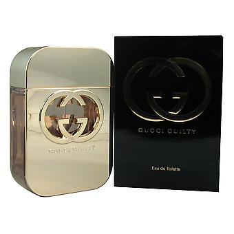 Gucci Guilty for Men 2.5 oz EDT Spray