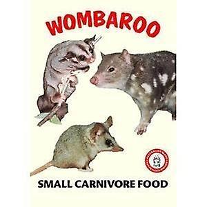 Wombaroo Carnivore Small Food 1kg