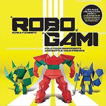 Quarry Books-Robogami Kit QU-90528