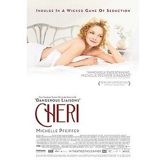 Cheri Movie affisch Skriv (27 x 40)