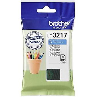 Brother Ink LC-3217C Original Cyan LC3217C