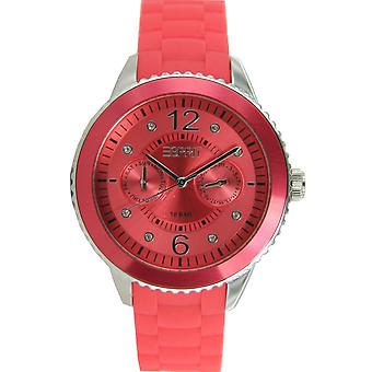 ESPRIT ladies watch Marin 68 speed coral ES105332004