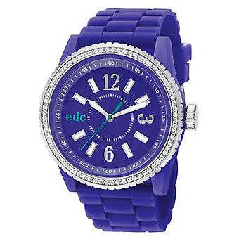 EDC by ESPRIT watch wrist watch ladies Discoglam envy violet EE101032003