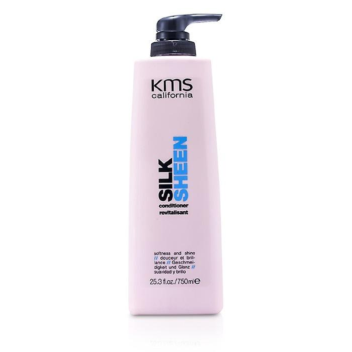 KMS California Silk Sheen Conditioner (Softness & Shine) 750ml/25.3oz