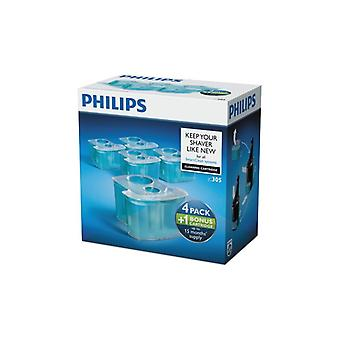 Philips 4 + 1-pack cleaning cartridge to Clean the system Smart.