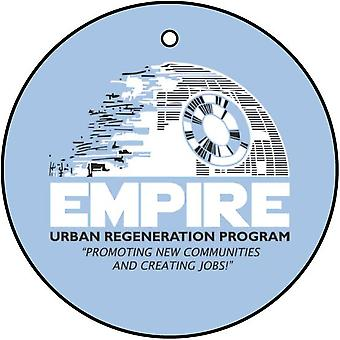 Empire Urban Regeneration Car Air Freshener