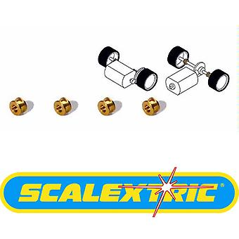 Scalextric Accessories - Axle Bearings 3mm Pack of 4