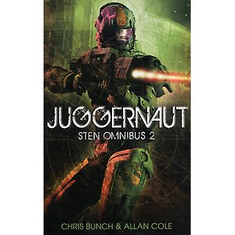 Juggernaut: Sten Omnibus 2: Numbers 4 5 & 6 in series (Paperback) by Bunch Chris Cole Allan