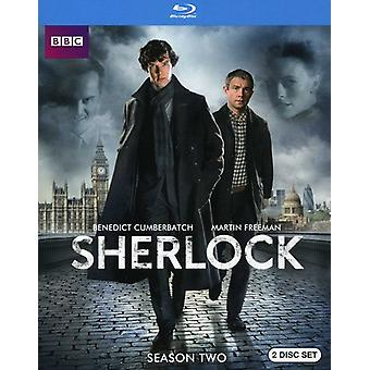 Sherlock - Sherlock: Staffel 2 [BLU-RAY] USA importieren