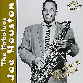 Joe Houston - rockin ' N Boppin [CD] USA import