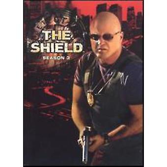 Shield - The Shield: Season 3 [4 Discs] [DVD] USA import