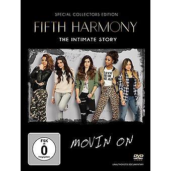 Femte harmoni - Movin' - dokumentarfilm [DVD] USA importerer