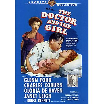 Doctor & the Girl (1949) [DVD] USA import