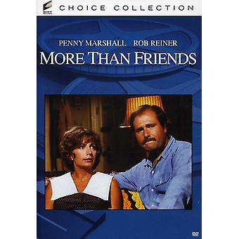 More Than Friends [DVD] USA import