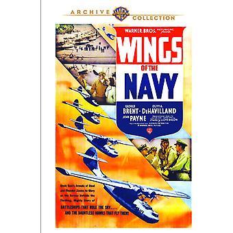 Vingene av marinen [DVD] USA importere