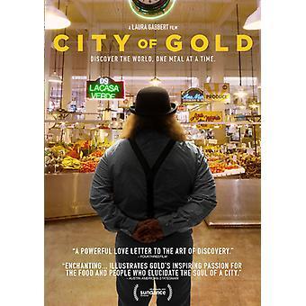 Guldstaden [DVD] USA import