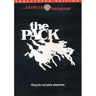 Pack (Remastered) [DVD] USA import