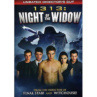 1313: night of enke [DVD] USA importen