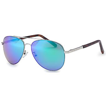 Bloc Dune 2 Sunglasses - Silver Polarised