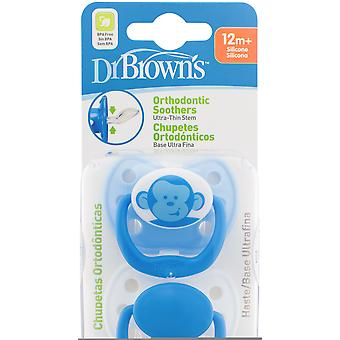 Dr. Brown's Chupete Orthodontic T3 +12 Meses