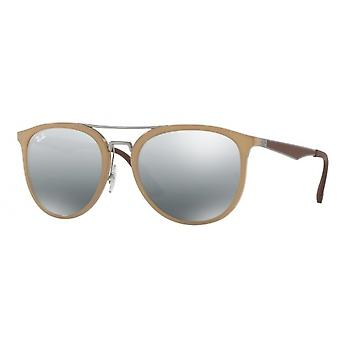 Ray-Ban Light Brown Sunglassess RB4285-616688-55