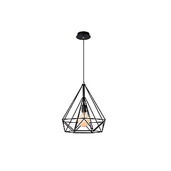 Lucide Lucide RICKY Open Cage Ceiling Pendant