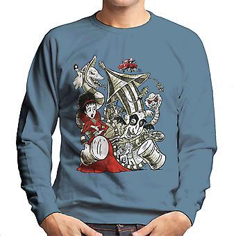 Beetle Juice Betelgeuse Men's Sweatshirt