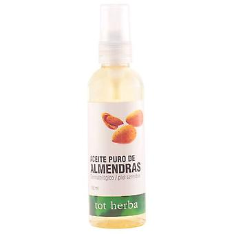 TOT Herba ren mandel Body Oil 100 ml