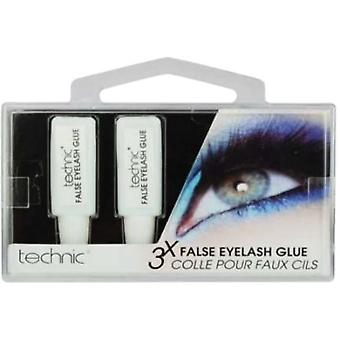 Technic 3 Pack False Eyelash Glue