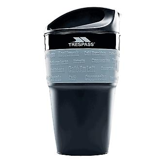 Trespass Coffee Pop Silicone Travel Cup