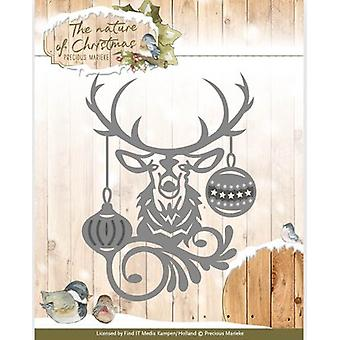 Find It Trading Precious Marieke The Nature Of Christmas Die-Christmas Deer PM10101