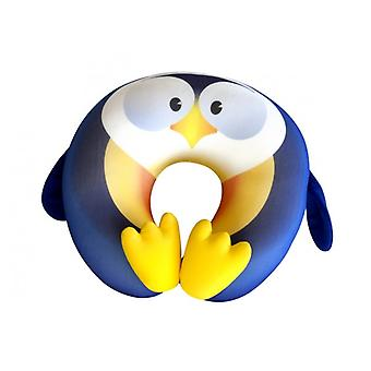 Almohadilla ping�ino. (Penguin fun pillow)