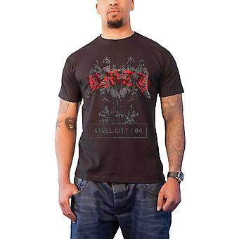 Bringe mig The Horizon T Shirt engle Thats ånd band logo officielle Herre