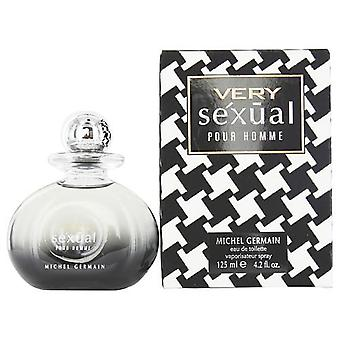 Very Sexual By Michel Germain Edt Spray 4.2 Oz