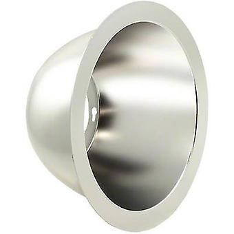 LED reflector Frosted Metal (brushed)