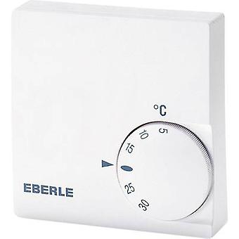 Indoor thermostat Surface-mount 24 h mode 5 up to 30 °C Eberle