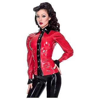 Westward Bound Elite Latex Rubber Blouse