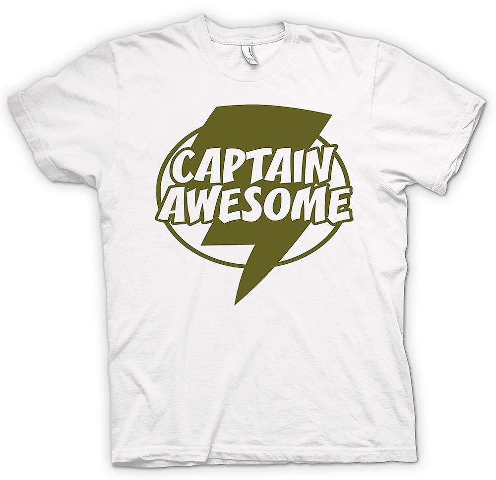 Mens t-shirt - Capitan Fantastico - Funny