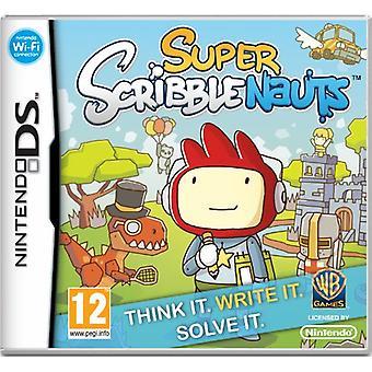 Super Scribblenauts (Nintendo DS)