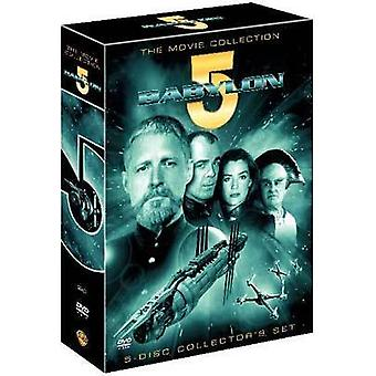Babylon 5 il Movie Collection 3 Disc Collector Set (DVD)