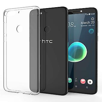 HTC Desire 12 Plus Ultra dünne TPU Gel - klar