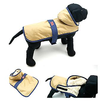 MI&DOG Abrigo Impermeable Topos T-25 (Dogs , Dog Clothes , Coats and capes)