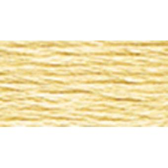 DMC 6-Strand Embroidery Cotton 100g Cone-Old Gold Very Light