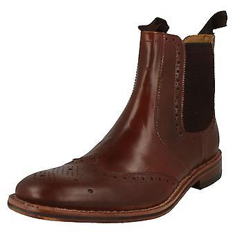 男装卡特斯比踝靴 MCATESCW158T