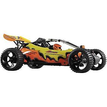 FG Modellsport Buggy WB535 1:5 RC model car Petrol Buggy 4WD RtR 2,4 GHz